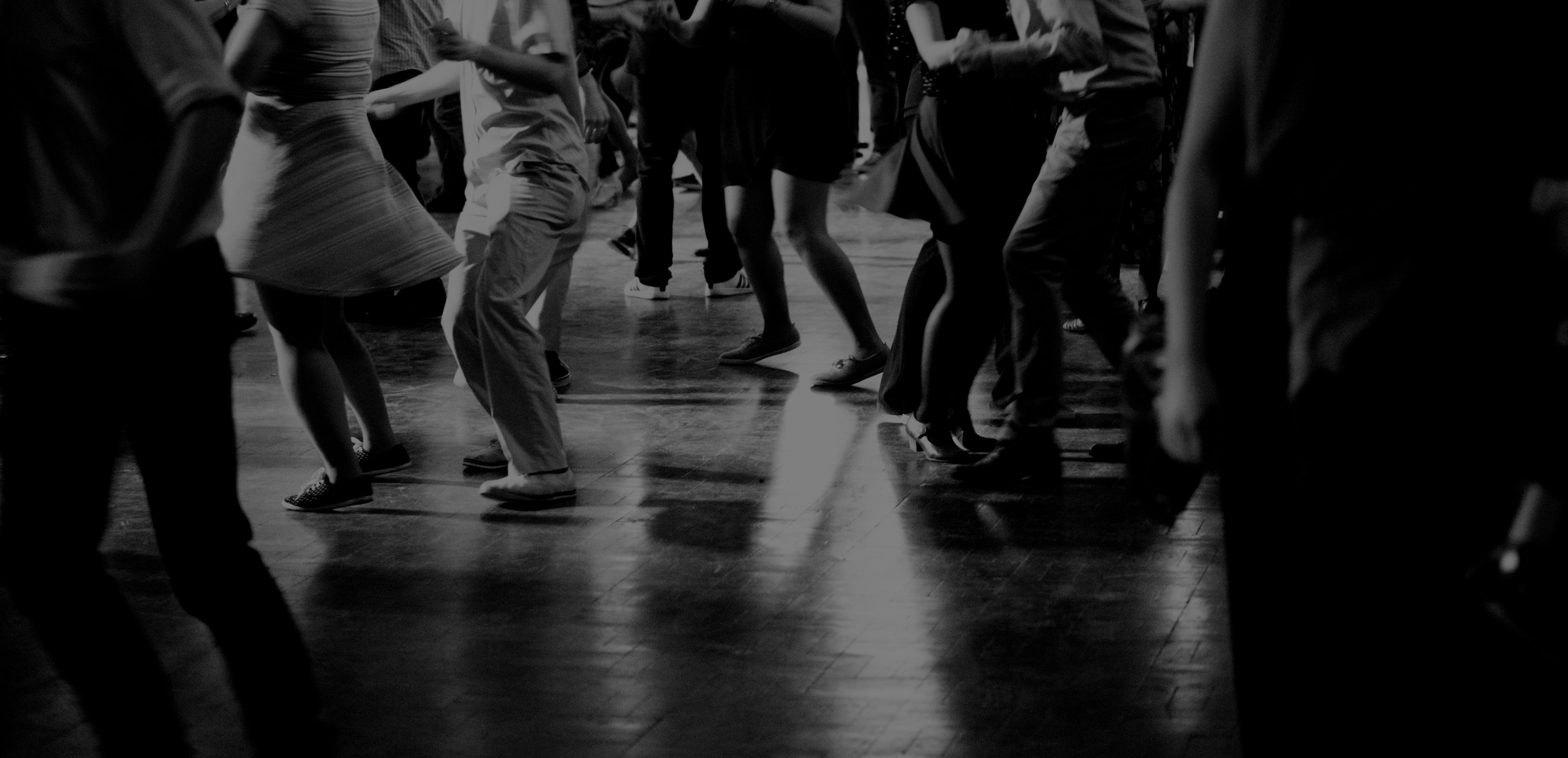 Boogie woogie danse club